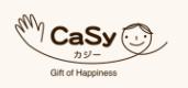 CaSyのロゴマークの画像